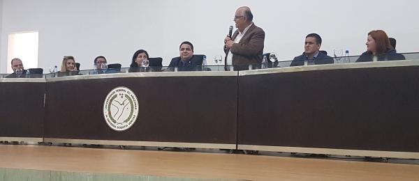 Embajador de Colombia en Brasil, Darío Montoya, visitó Manaos
