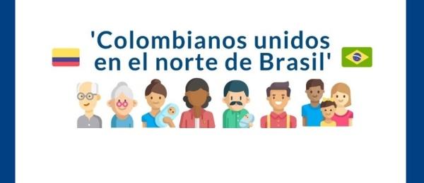 El Consulado de Colombia en Manaos acompaña a los colombianos más afectados por la pandemia del COVID