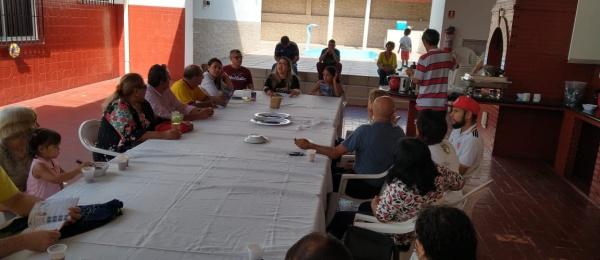 Consulado de Colombia en Manaos realizó encuentro con connacionales en 2019